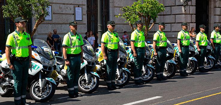 oposiones guardia civil